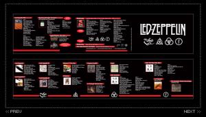 Warner Music. Led Zeppelin