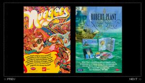Specialist Press Advertising Warner Music