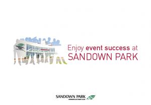 Sandown Park Brochure Design