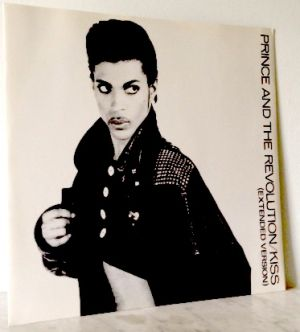 Prince 12 inch vinyl packaging for Warner Music