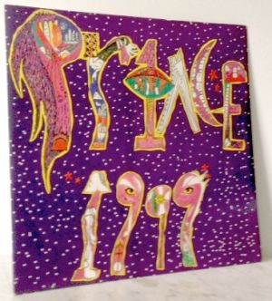 Prince 12 inch vinyl packaging • Warner Music