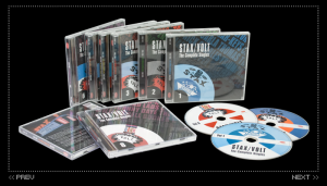 Stax Volt Various CD packs