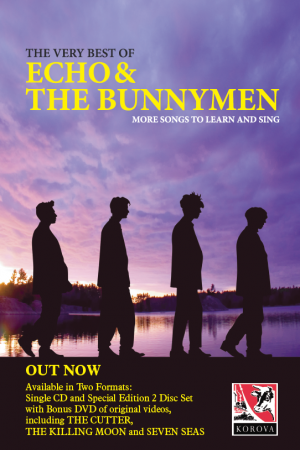 Poster Design for Echo %26 The Bunnymen