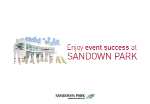 Design for Print. Sandown Park Esher, Surry