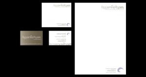 Peppermint print design